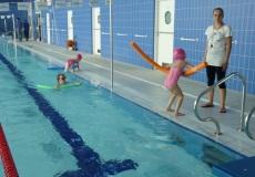 Подъемное дно в бассейне