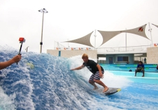 Серфинг тренажер