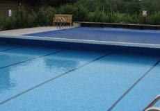 покрытие бассейна